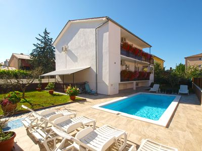 Photo for Holiday apartment Pula for 5 - 7 persons with 2 bedrooms - Holiday apartment