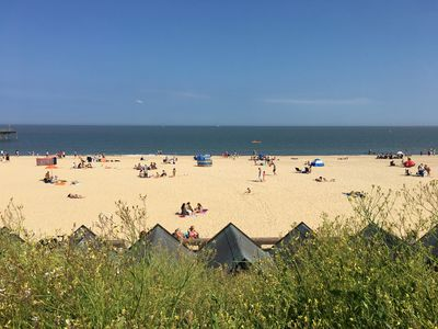 Photo for Moray Holiday is a Suffolk coast beach apartment
