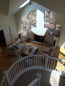 Photo for Fully equiped beach house with swiming pool by Gardiners Bay