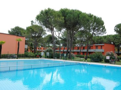Photo for 2 bedroom Apartment, sleeps 6 in Bibione with Pool