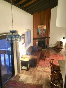 Photo for Spacious, Studio Loft in the Meadows of Mammoth. Pet Friendly!