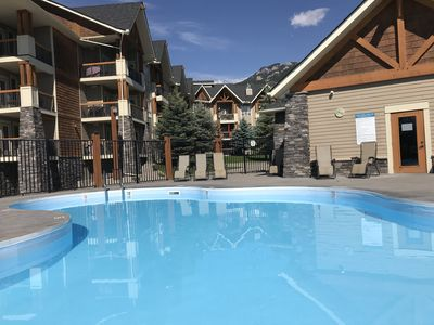 Photo for Gorgeous Condo in Radium Hot Springs with a view!