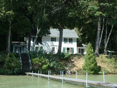 Photo for Classic Lakefront 5 BR House on N. Lake Leelanau