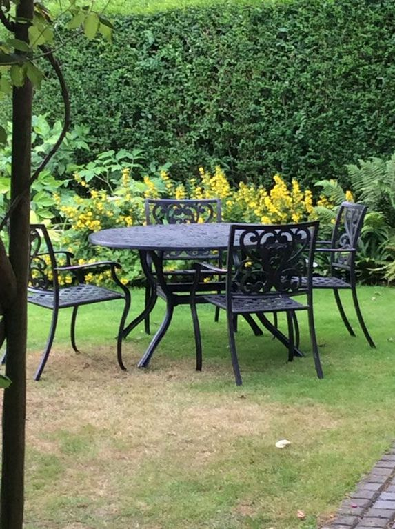 kings lynn cottage rental coach house sandringham - Garden Furniture Kings Lynn