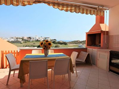 Photo for Cappellini apartment in Torre San Giovanni with integrated air conditioning, private terrace & balc…