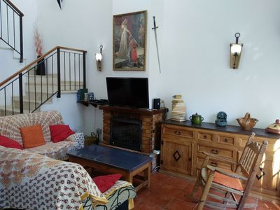 Photo for Rural house (rental) Las Lagunetas-Descanso Rural for 7 people