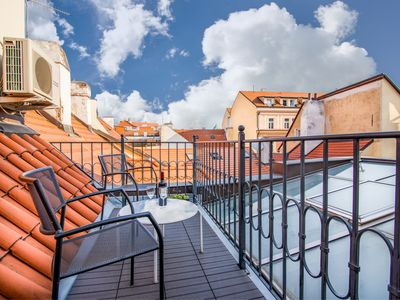 Photo for Carolline Apartments with SPA access C - Apartment for 4 people in Praha