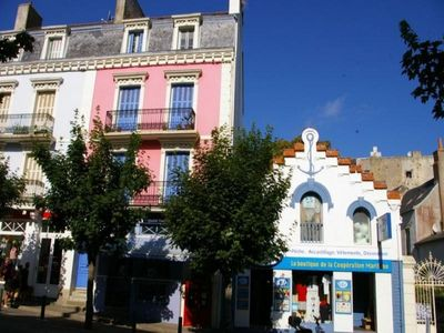 Photo for Apartment Le Palais, 2 bedrooms, 4 persons