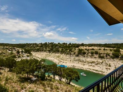 Photo for Chardonnay Haus: Lakefront Villa on Vineyard—45 Mins from Downtown Austin