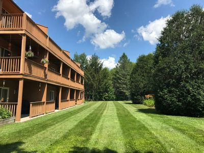 Photo for 2 Bedroom Condo steps away from Main Street
