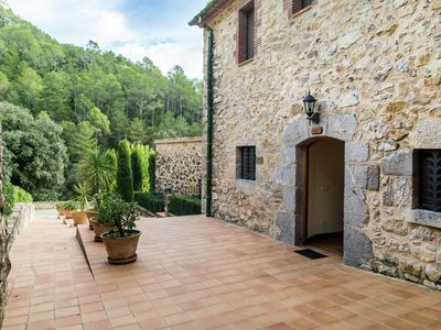 Photo for Luxurious Mansion in Costa Brava Spain with Swimming Pool