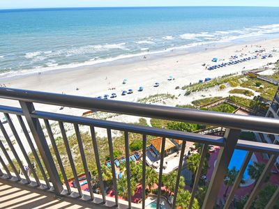 Photo for ❤️Steps from the Beach Direct Oceanfront Paradise!