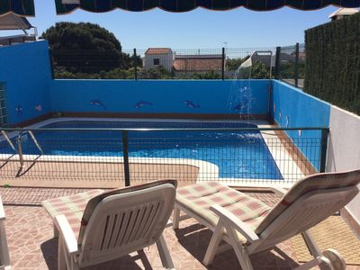 Photo for lic. 10643/AL  Superb 6 Bed House With Private Swimming Pool, Near To Beach