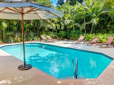 Photo for Pool Home With A Pretty View! - Captiva Memories