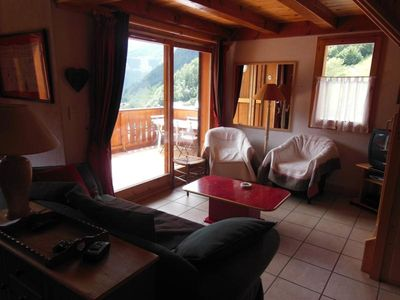 Photo for Apartment Champagny-en-Vanoise, 3 bedrooms, 6 persons