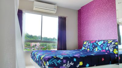 Photo for Homelike & Comfortable Condominium in central Phuket