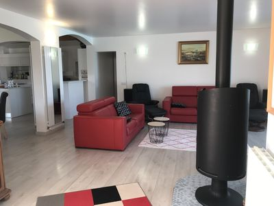Photo for Large villa for 16/17 people with private pool