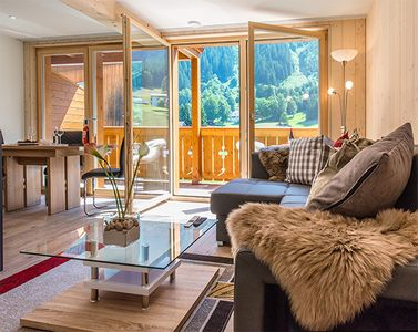 Photo for Best location! Brand new apartment in the heart of the village of Wengen!