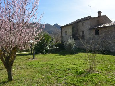 Photo for 1BR Chateau / Country House Vacation Rental in Mercatello sul Metauro