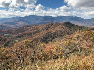 Photo for Book your mountain getaway Now! Close to Asheville,waterfalls, Appalachian trail