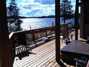 Photo for 4BR Cottage Vacation Rental in Sharbot Lake, ON