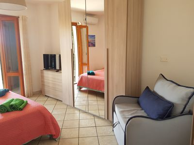 Photo for The beaches of Noto is an apartment furnished and equipped with everything new. WIFI