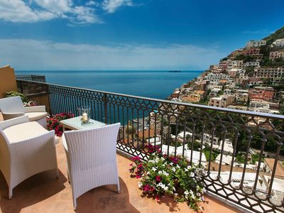 Photo for Casa Mauro in Positano center, with 3 bedrooms, it can accommodate up to 6 guests.