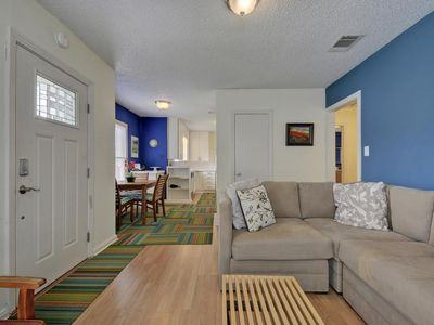 Photo for 2BR Remodeled North Central Austin House, Minutes from Downtown and Nightlife
