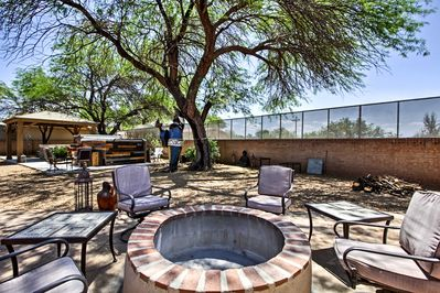 Escape to this 1-bedroom, 1-bath vacation rental casita for a Tucson getaway!