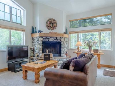 Photo for Three Bedroom Condo on Trail Creek - Walk to Downtown and Ski Lifts