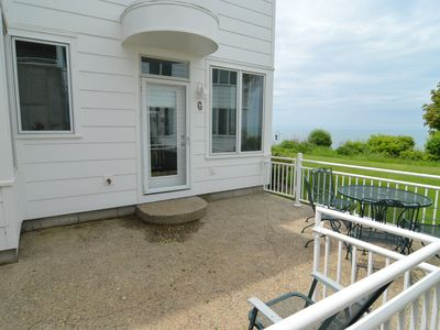 Photo for Beach Front Water View - Condo G
