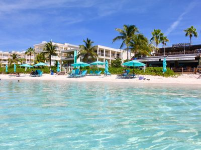 Photo for LOCATED ON BEST PART OF GRACE BAY BEACH AND SNORKELING