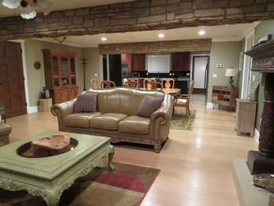 Photo for Cozy Bear Lodge Summer and WinterReservations , 10 bedrooms