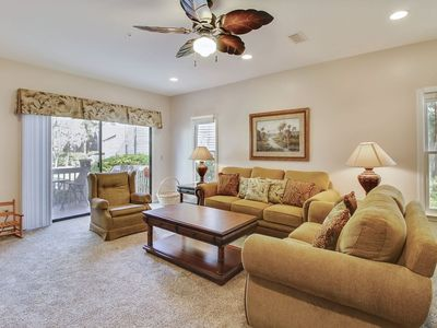Photo for 2 bedroom, 2.5-bath Villa in Ocean Breeze located in Forest Beach