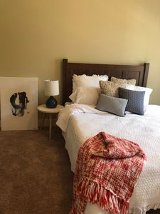 This newly built two bedroom apartment is located just outside of Cookeville, TN