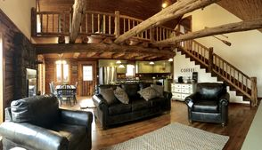 Photo for 3BR Cabin Vacation Rental in Pittsburg, Missouri