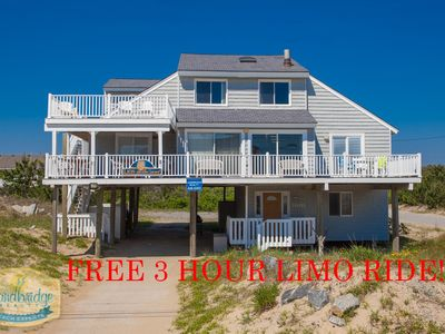 Photo for Lion In The Sand ( 6 Bedroom home )