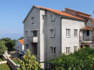 Photo for Apartment in Njivice (Krk), capacity 4+0