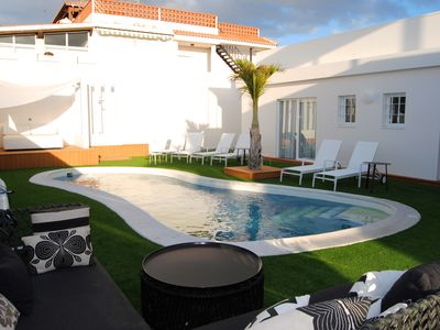 Photo for 5BR Villa Vacation Rental in PALM MAR ARONA TENERIFE