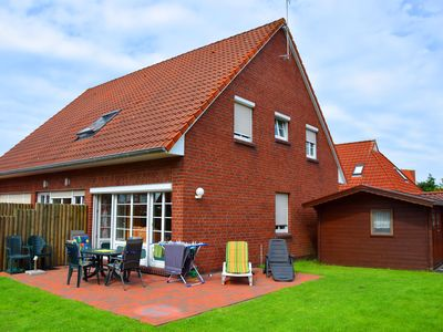 Photo for Experience the North Sea .... Comfortable holiday home with garden, terrace and Wi-Fi