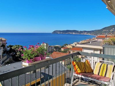Photo for Apartment Casa Silvia  in Alassio SV, Liguria: Riviera Ponente - 4 persons, 1 bedroom