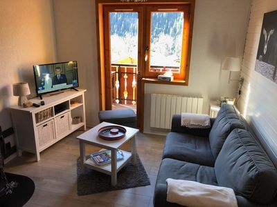 Photo for 1BR Apartment Vacation Rental in Châtel, Auvergne-Rhône-Alpes