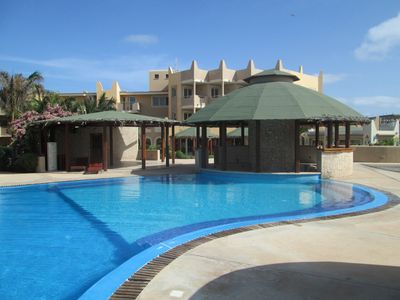 Photo for Tropical Resort apartment with private pool,  wifi 3GB included