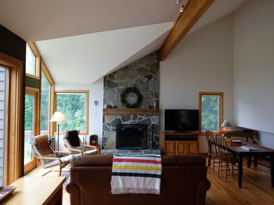 Photo for Private, Modern Mountain House on 12 Acres