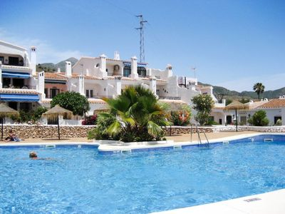 Photo for Vacation home EL CAPISTRANO VILLAGE (NER105) in Nerja - 6 persons, 2 bedrooms