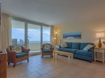Photo for Perdido Sun 702 Perdido Key Gulf Front Vacation Condo Rental - Meyer Vacation Rentals