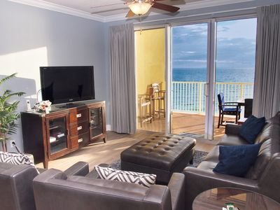Photo for 2 FREE SETS OF BEACH CHAIRS! Platinum Rated Condo, Low Floor, Comfy King Beds