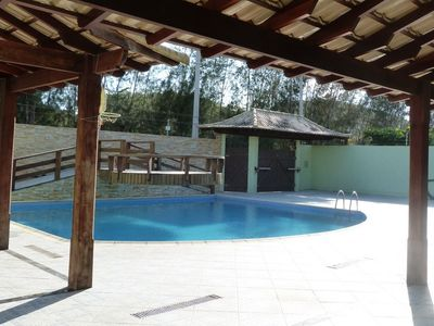 Photo for Luxury home with pool, games room and barbecue