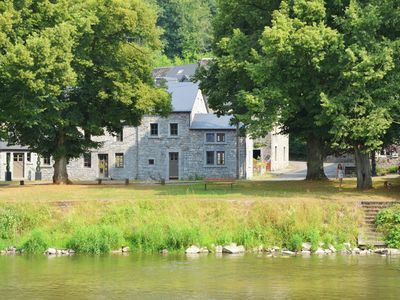 Photo for Luxury Cottage in Hamoir beside a River