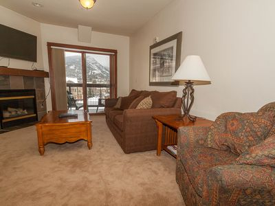 Photo for **New Listing** Mountain Views, Private Balcony, Central Location, Free WIFI